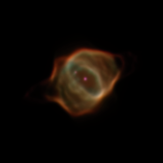 Stingray nebula in 2016