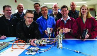Wallops engineers plan to test a new avionics technology
