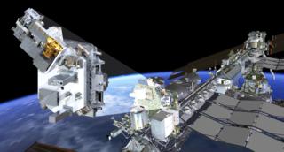 TSIS-1 deployed on ExPRESS logistics carrier (ELC)-3