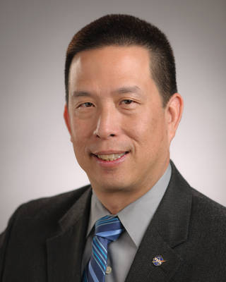 Portrait of Dr. Eugene L. Tu, director of NASA's Ames Research Center