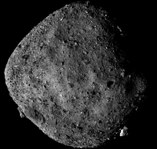 detailed image of asteroid