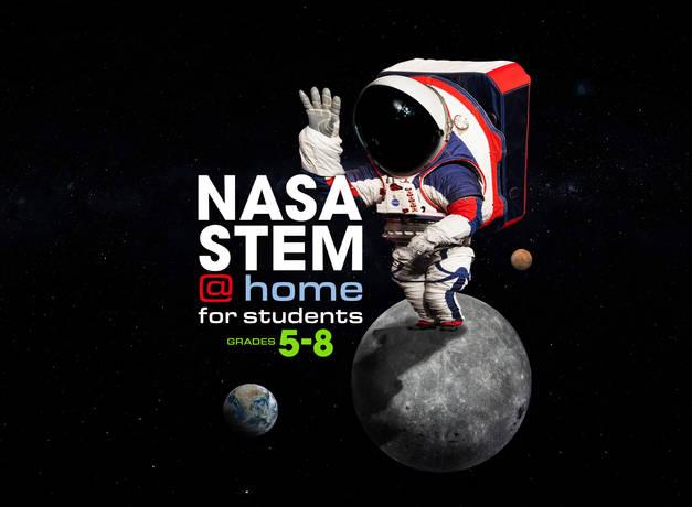 Nasa For Students In 5th To 8th Grades Nasa