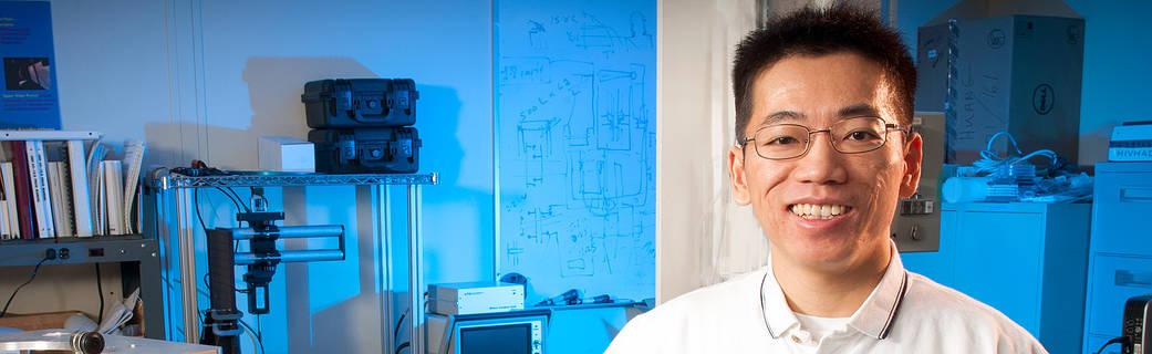 Meet A Nasa Glenn Employee  Wensheng Huang
