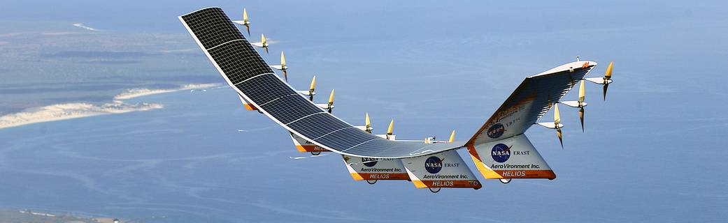 Nasa Armstrong Fact Sheet Solar Power Research Nasa