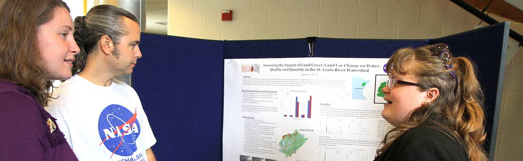 Tribal College Completes Environmental Research Project with