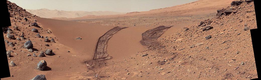Los científicos de la NASA descubren que las sales podrían ser una pieza importante del rompecabezas orgánico de Marte