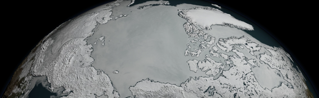 crack on earth's surface temperature history