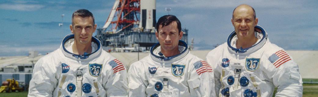 NASA Recognizes Apollo 10's 50th Through Long-Lasting