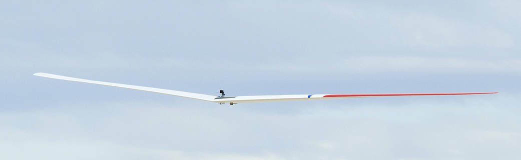 Subscale Glider Validating New Wing Design Method   NASA