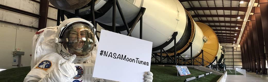 NASAMoonTunes | NASA