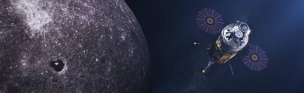 La NASA y las empresas de aterrizaje lunar humano completan el hito clave de Artemis.