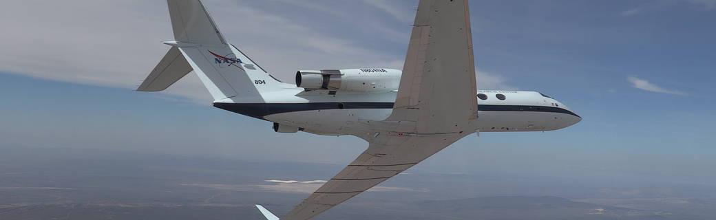NASA Flights Push Envelope Of Flexible Wing Flap Technology | NASA