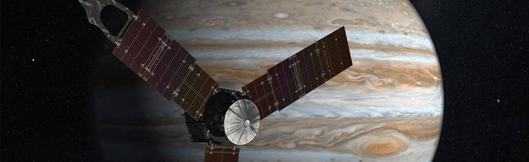 Juno at Jupiter - NASA/JPL