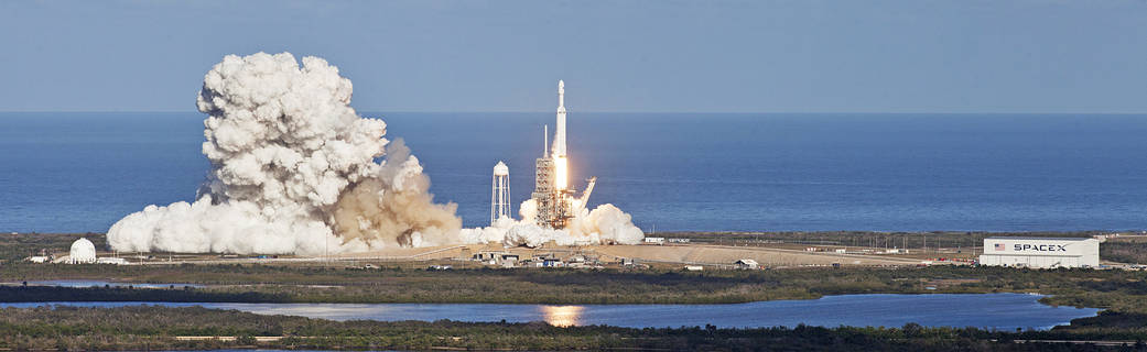 Experience a SpaceX Falcon Heavy Launch   NASA