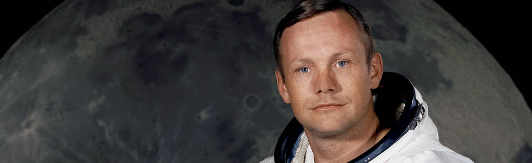 astronaut neil armstrong biography