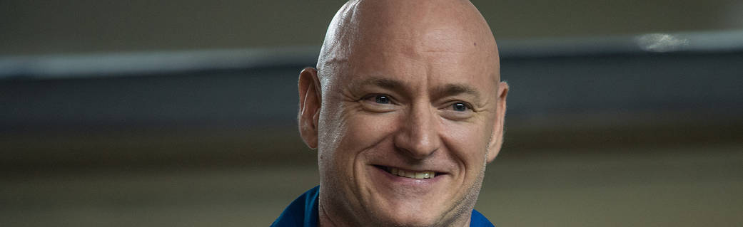 Expedition 46 Commander Scott Kelly of NASA