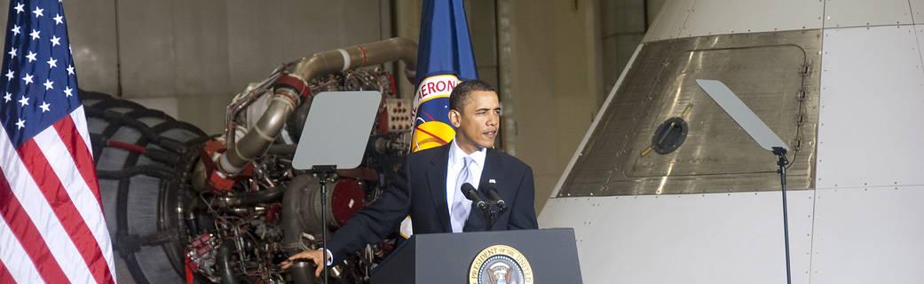 Updating the President's 2010 Exploration Goals   NASA