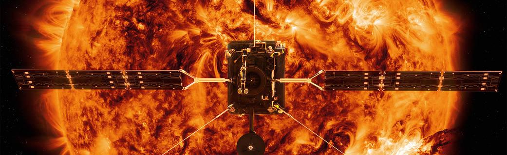 ULA ATLAS V FULL SOLAR ORBITER ESA NASA SPACE MISSION PATCH TO THE SUN
