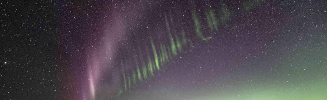 Las personas que persiguen las auroras ayudan a descubrir una nueva característica de STEVE.