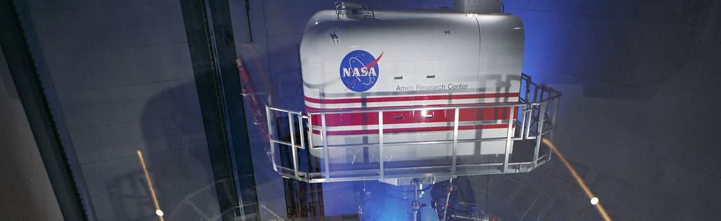 Vertical Motion Simulator (VMS) | NASA
