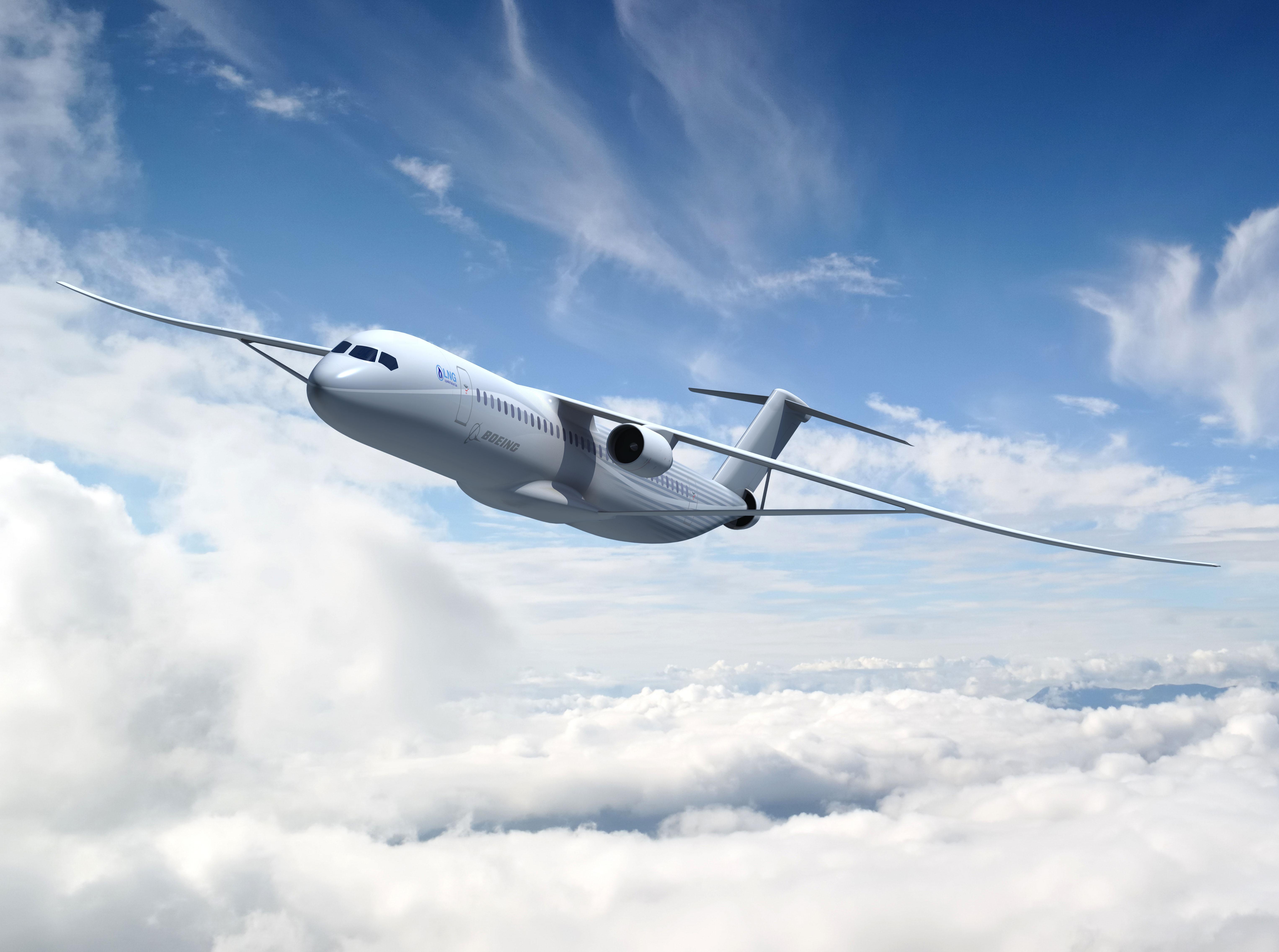 NASA Introduces New Blueprint For Transforming Global Aviation NASA - Examples future planes look according nasa