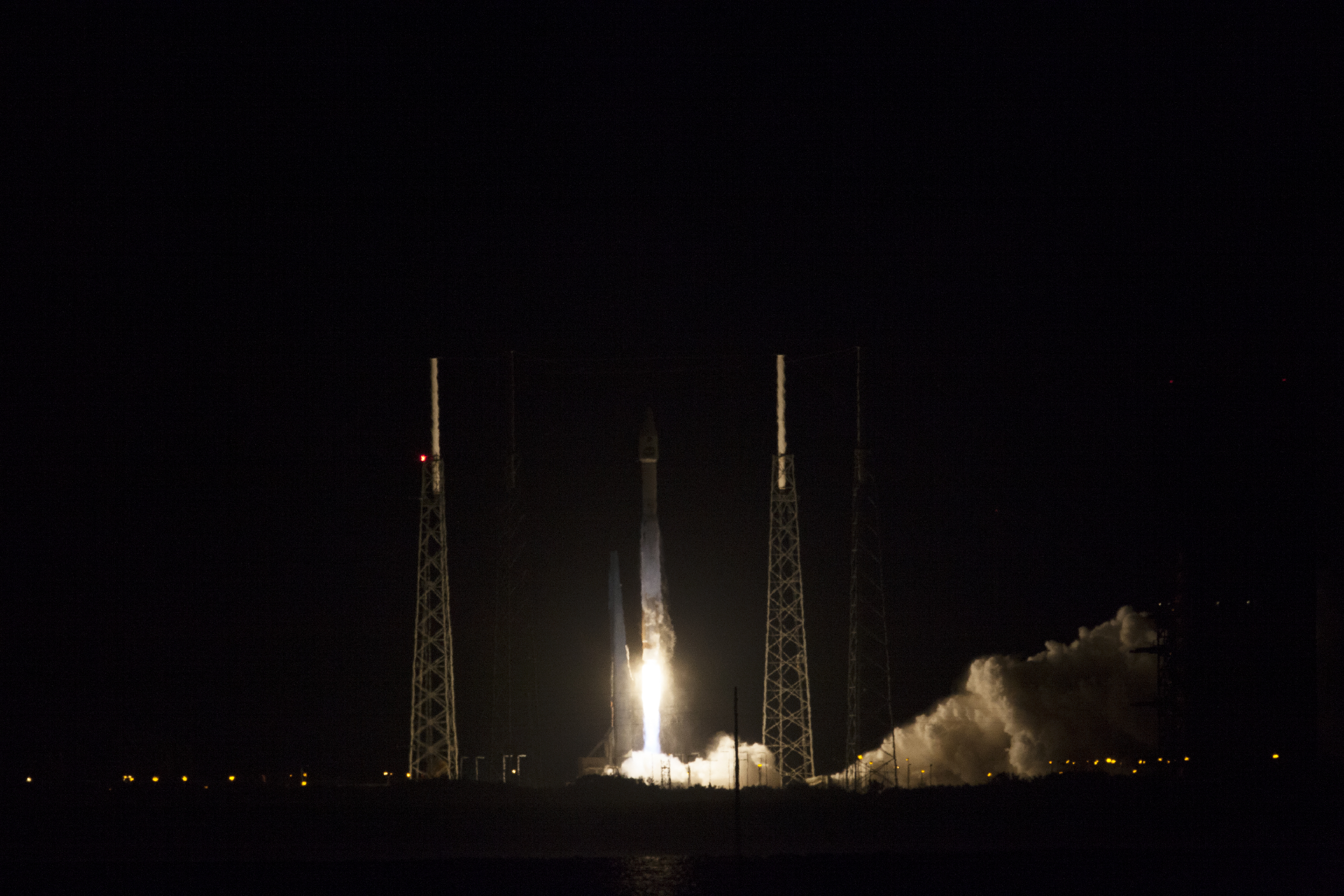 NASA Launches Third Generation Communications Satellite | NASA