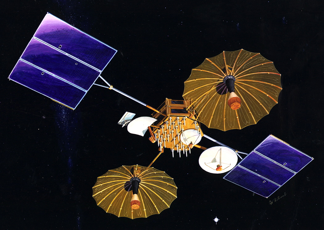 Tracking and Data Relay Satellite (TDRS)