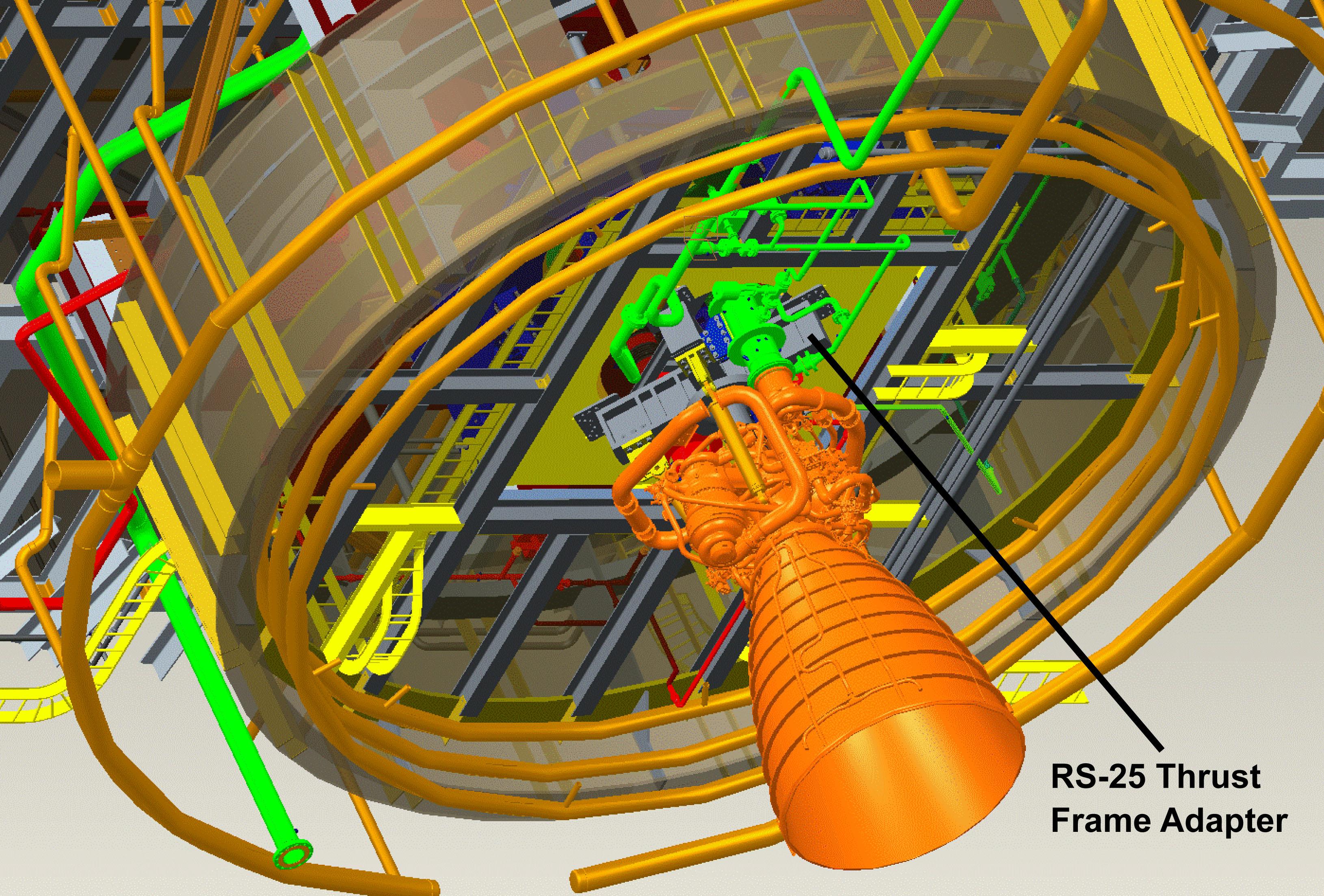 Paving the Way for NASA SLS RS-25 Testing | NASA