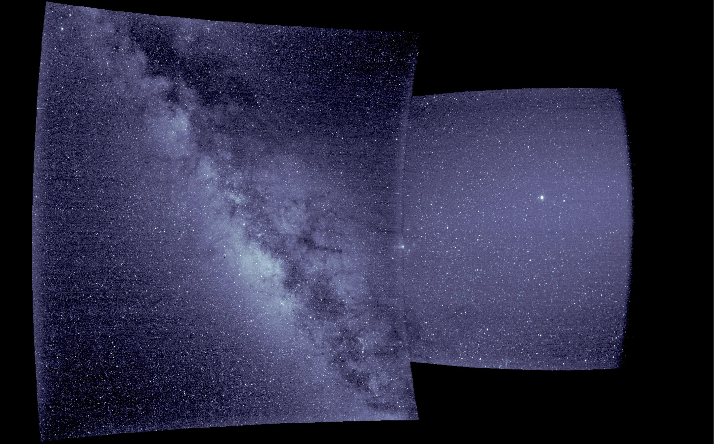 First Light Data for NASA's Parker Solar Probe