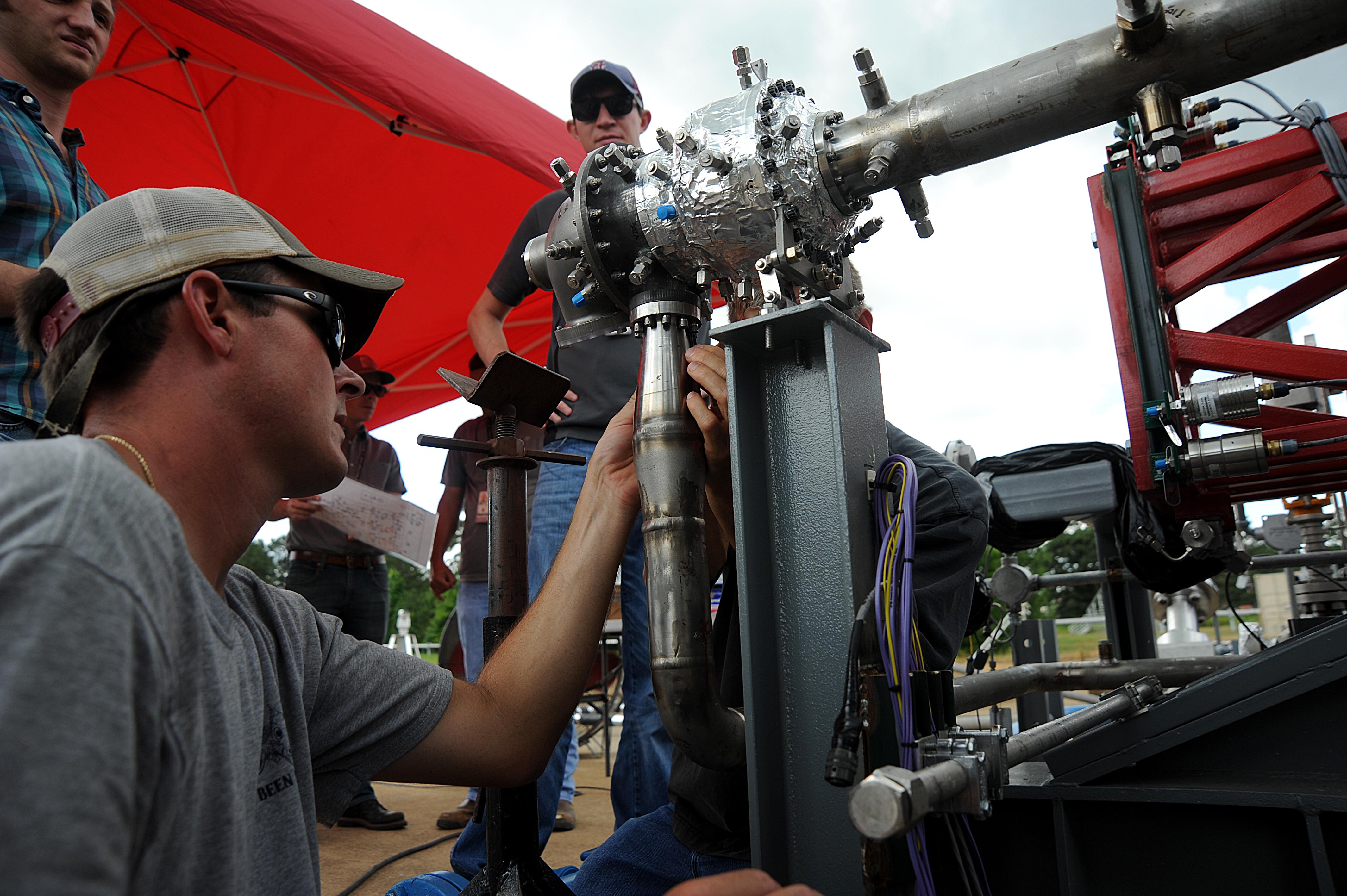 Rocket Fuel Pump Tests Pave Way for 3-D Printed Demonstrator ...