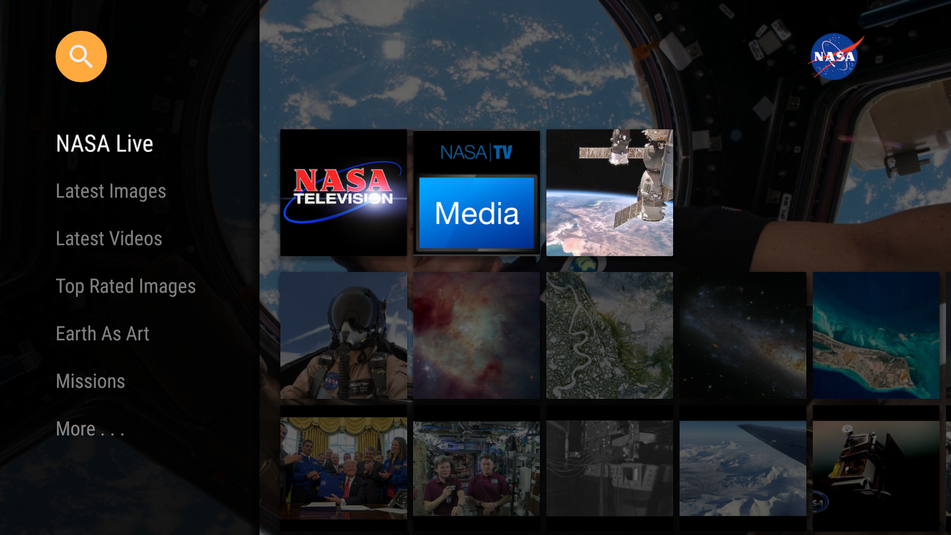 the nasa app for smartphones tablets and digital media players nasa