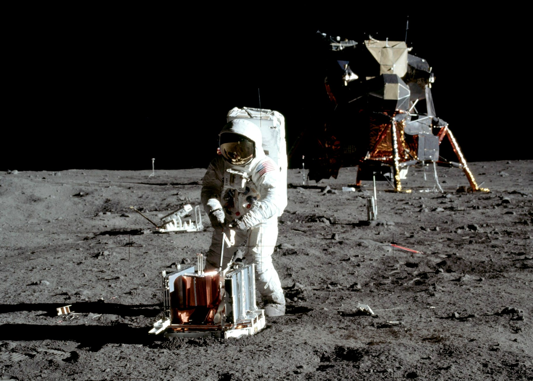Apollo 11 Behind-the-Scenes Audio Revealed | NASA