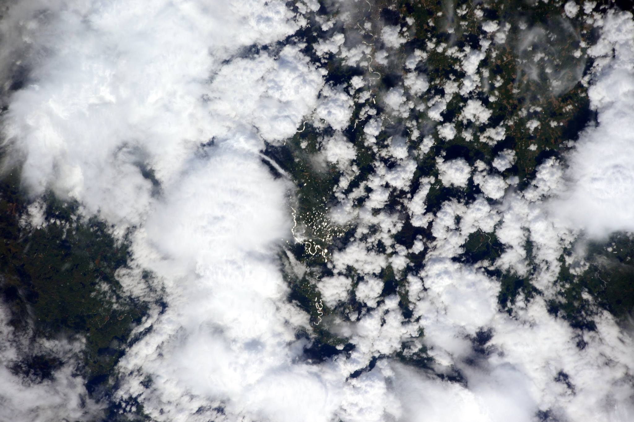 Measuring Clouds and Aerosols From the Space Station | Sgt ...