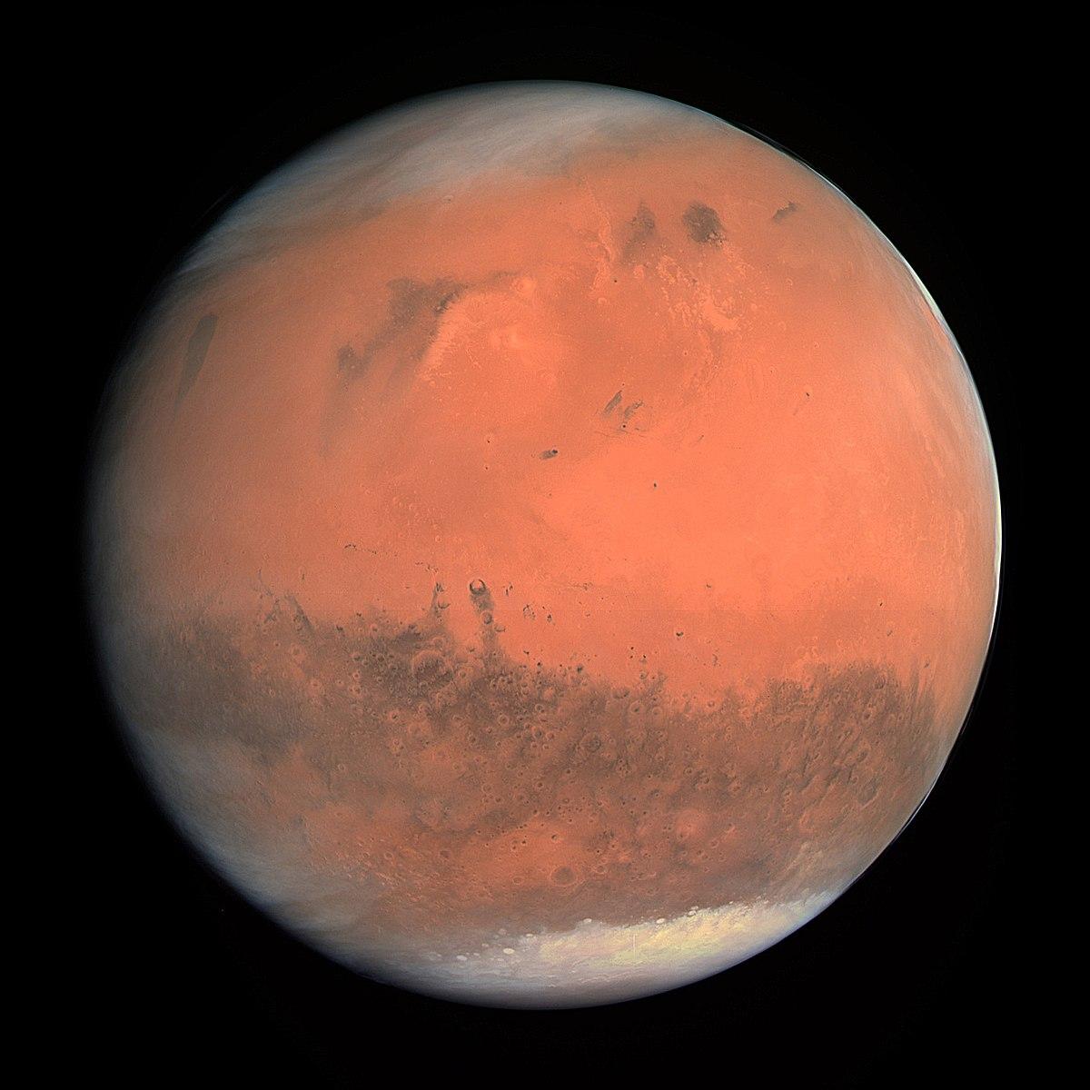 Mars may have been colder longer than originally thought nasa - Taille des hortensias en mars ...