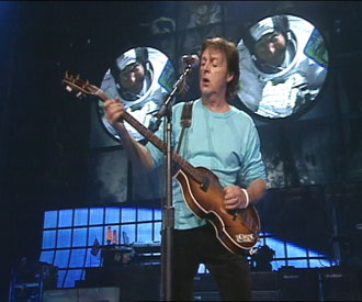 Spaceflight Set The Stage For A Story By Sir Paul