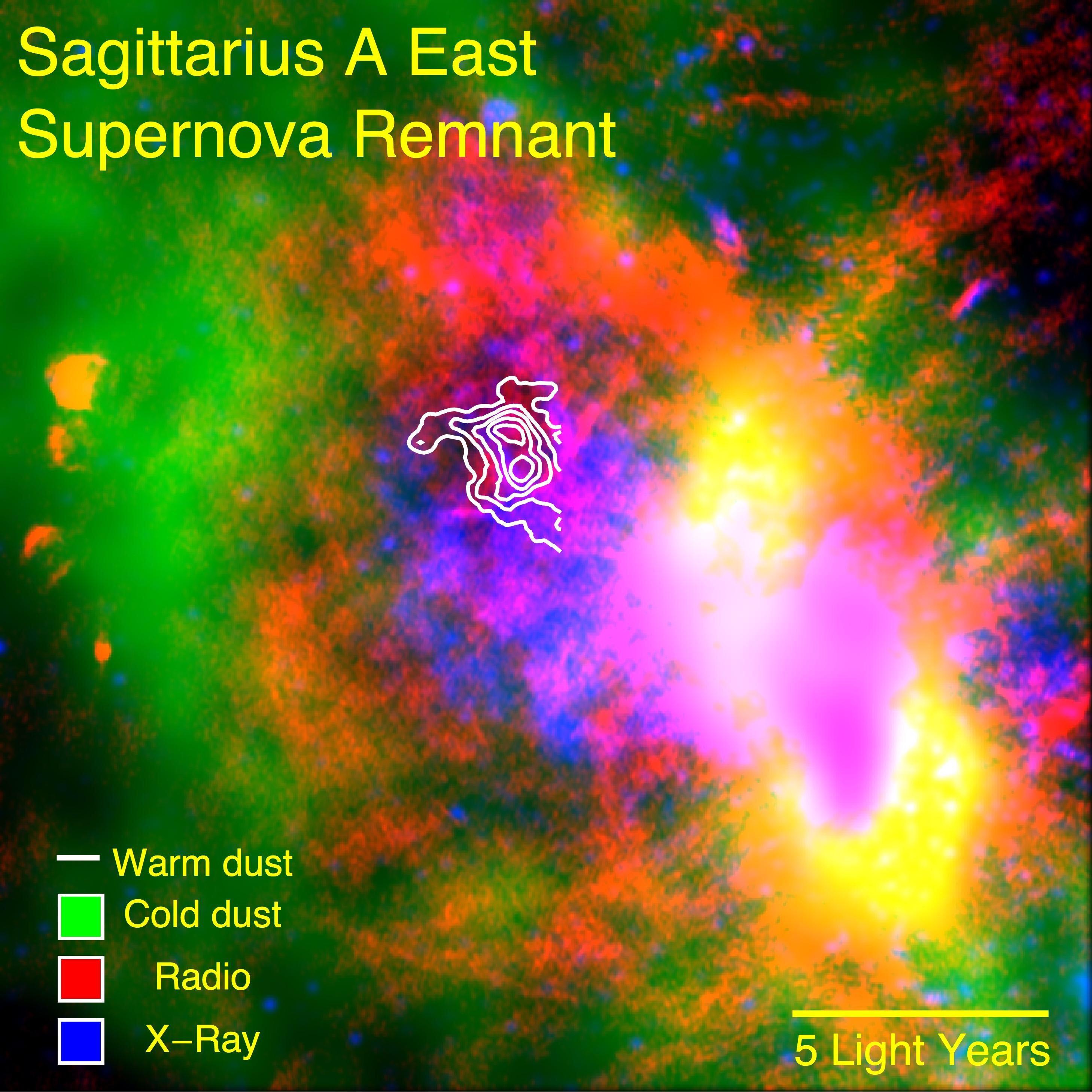 Bir Süpernova Binlerce Dünya Oluşturabilir
