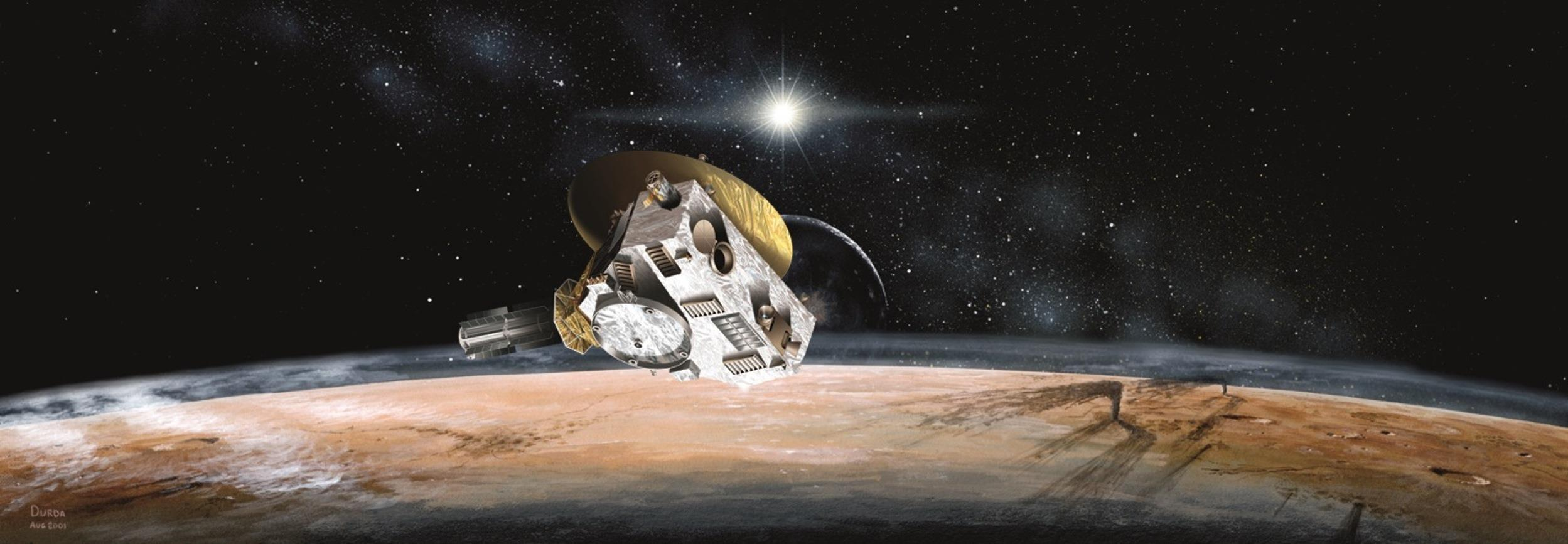 New Horizons Team Responds to Spacecraft Anomaly | NASA
