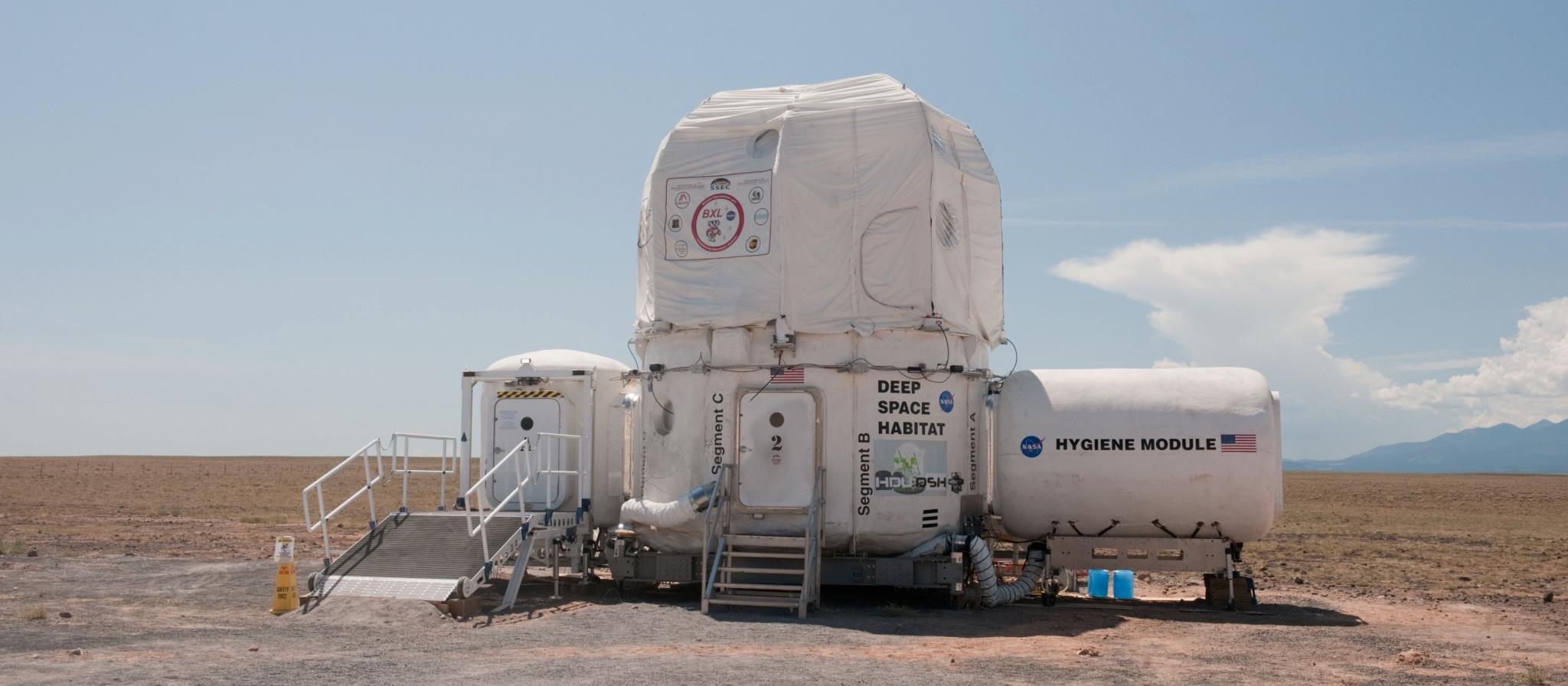 astronaut space habitat - photo #31