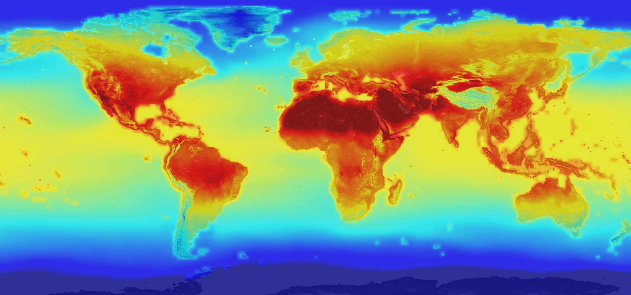 nasa releases detailed global climate change projections climate