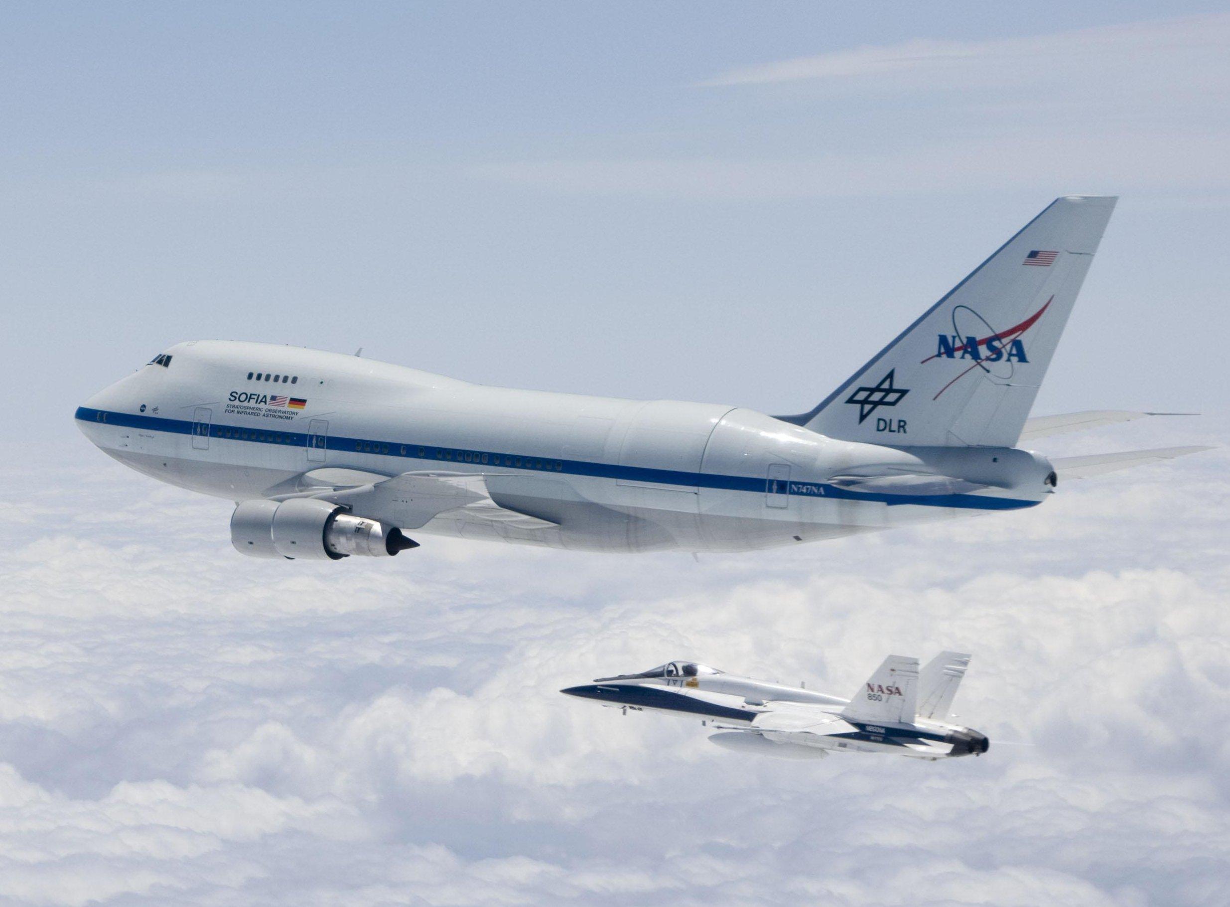 NASA, German Aerospace Center Partner for Advanced ...