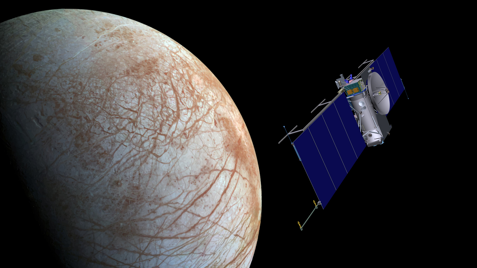All Systems Go for NASA's Mission to Jupiter Moon Europa ...
