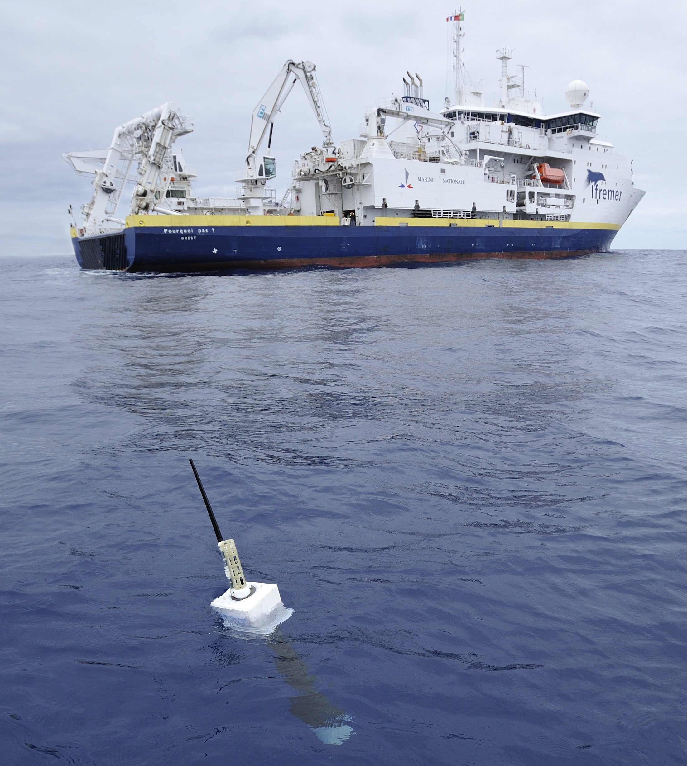 Indian pacific oceans temporarily hide global warming nasa the new study used ocean temperature measurements from a global array of 3500 argo floats and sciox Gallery
