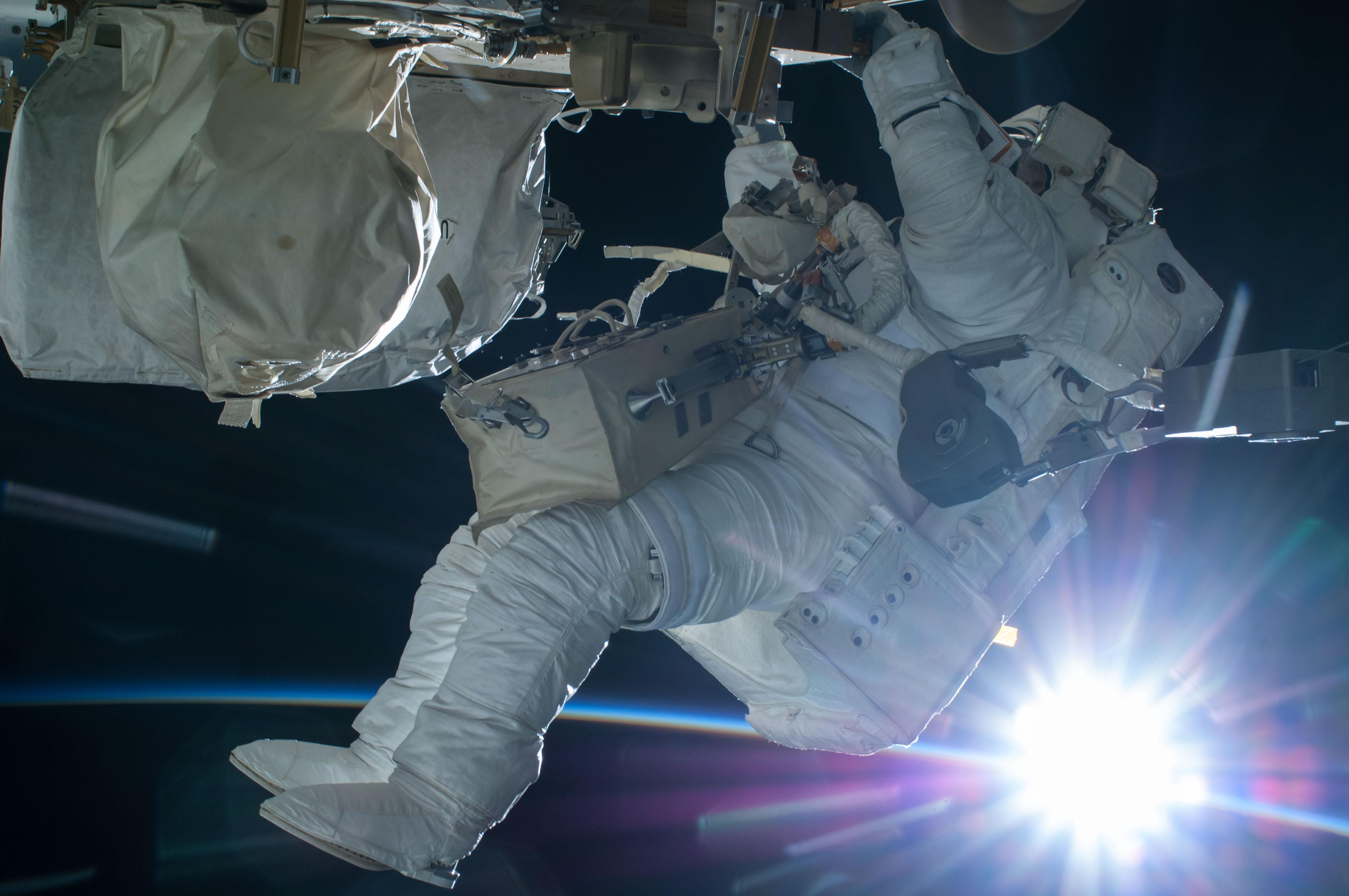 Todos quieren ser astronautas de la NASA
