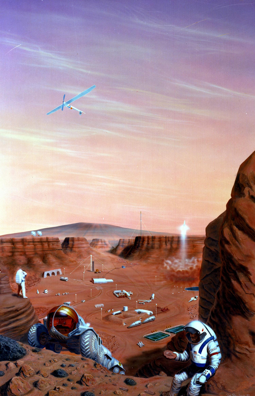 nasas journey to mars essay