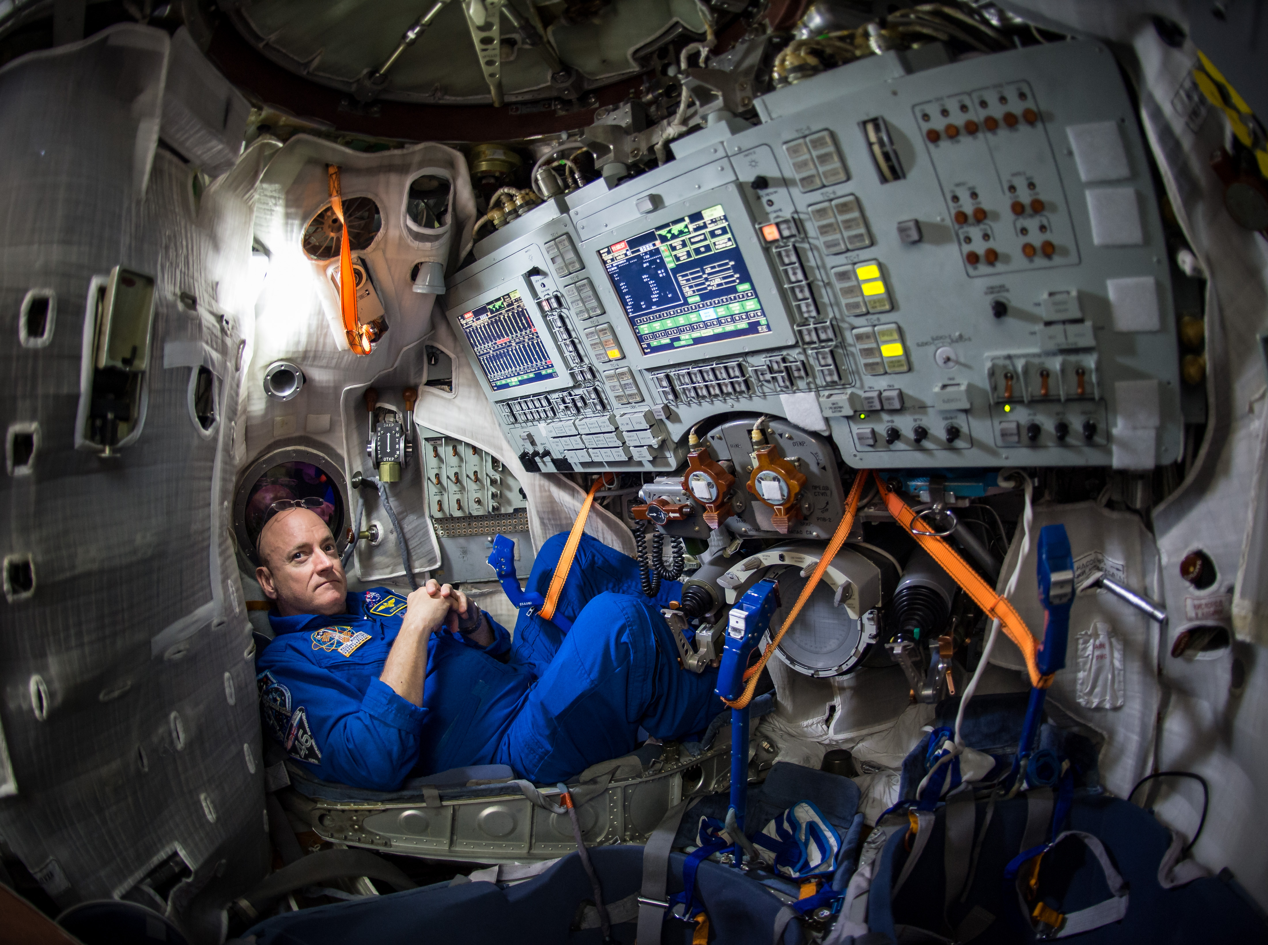 new astronaut in space - photo #28