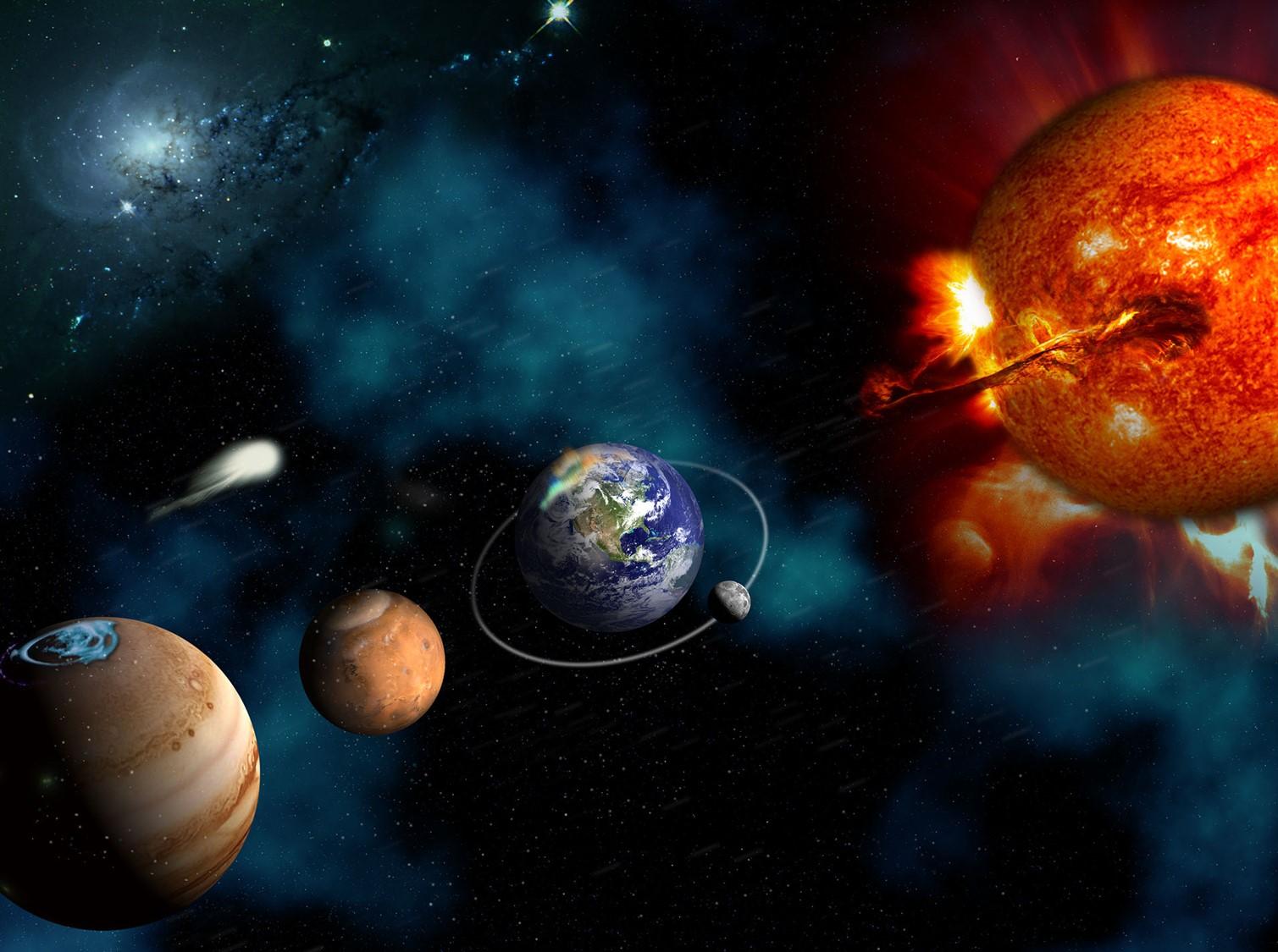 NASA Selects Proposals to Study Sun, Space Environment | NASA