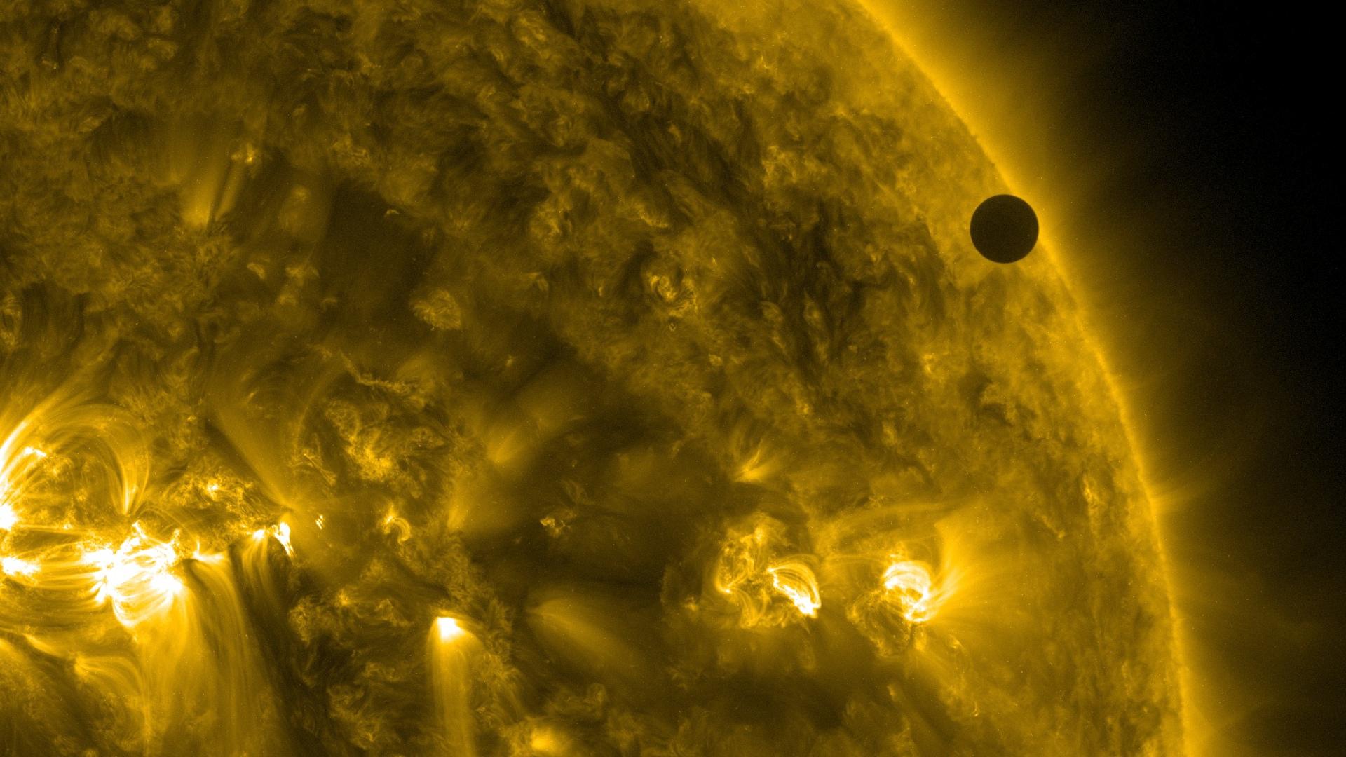 When Planets Transit | NASA