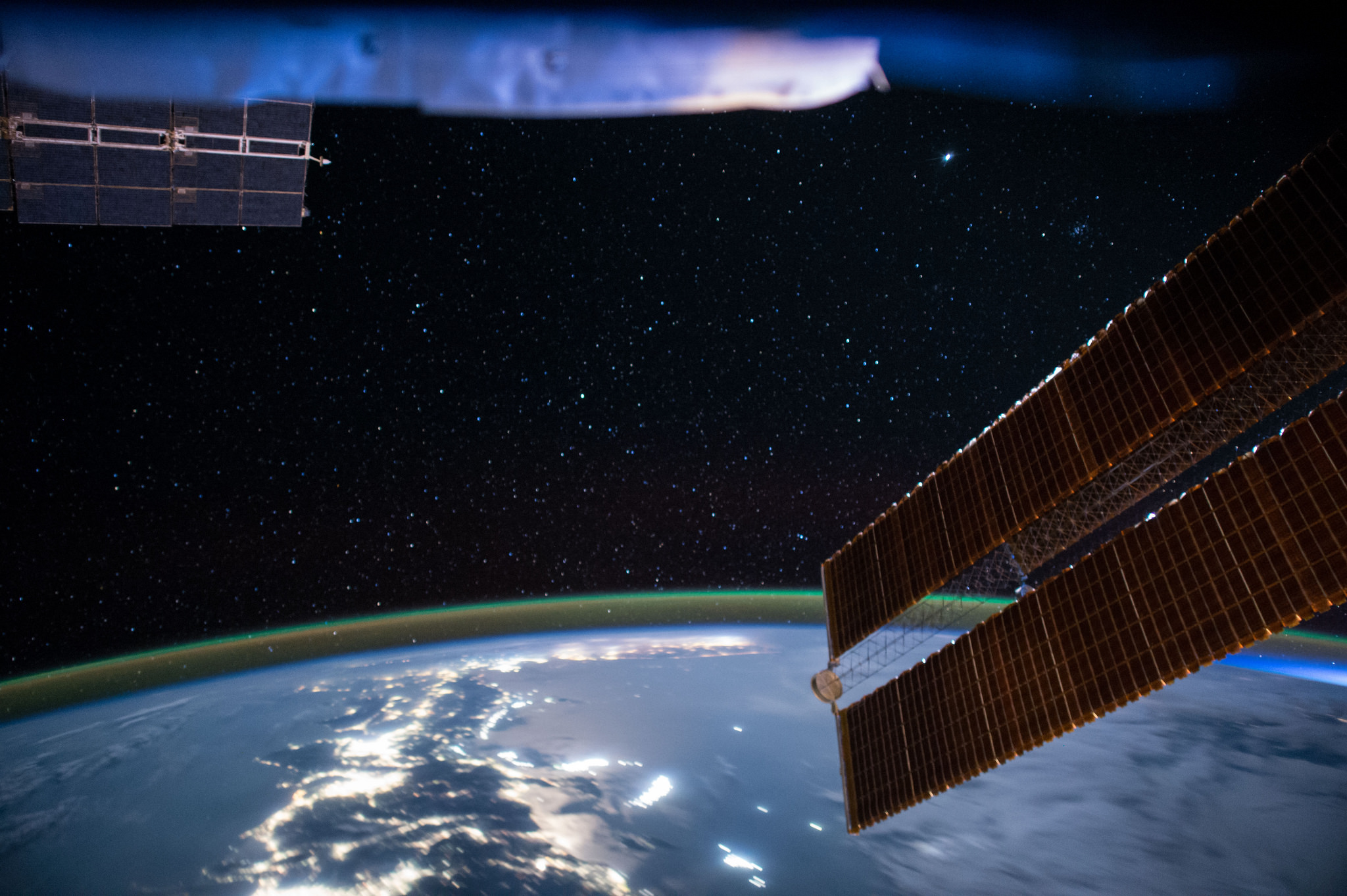 ways the international space station is benefiting earth nasa