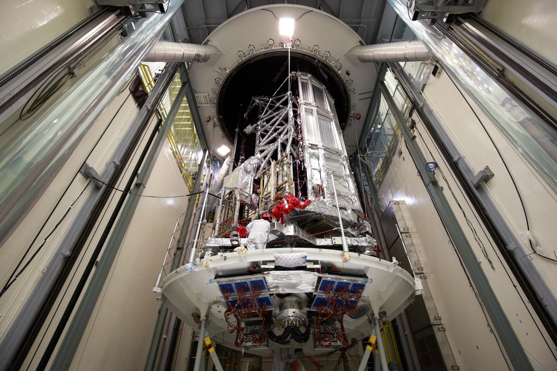 NASA's Webb Telescope Has Successful Final Thermal Vacuum