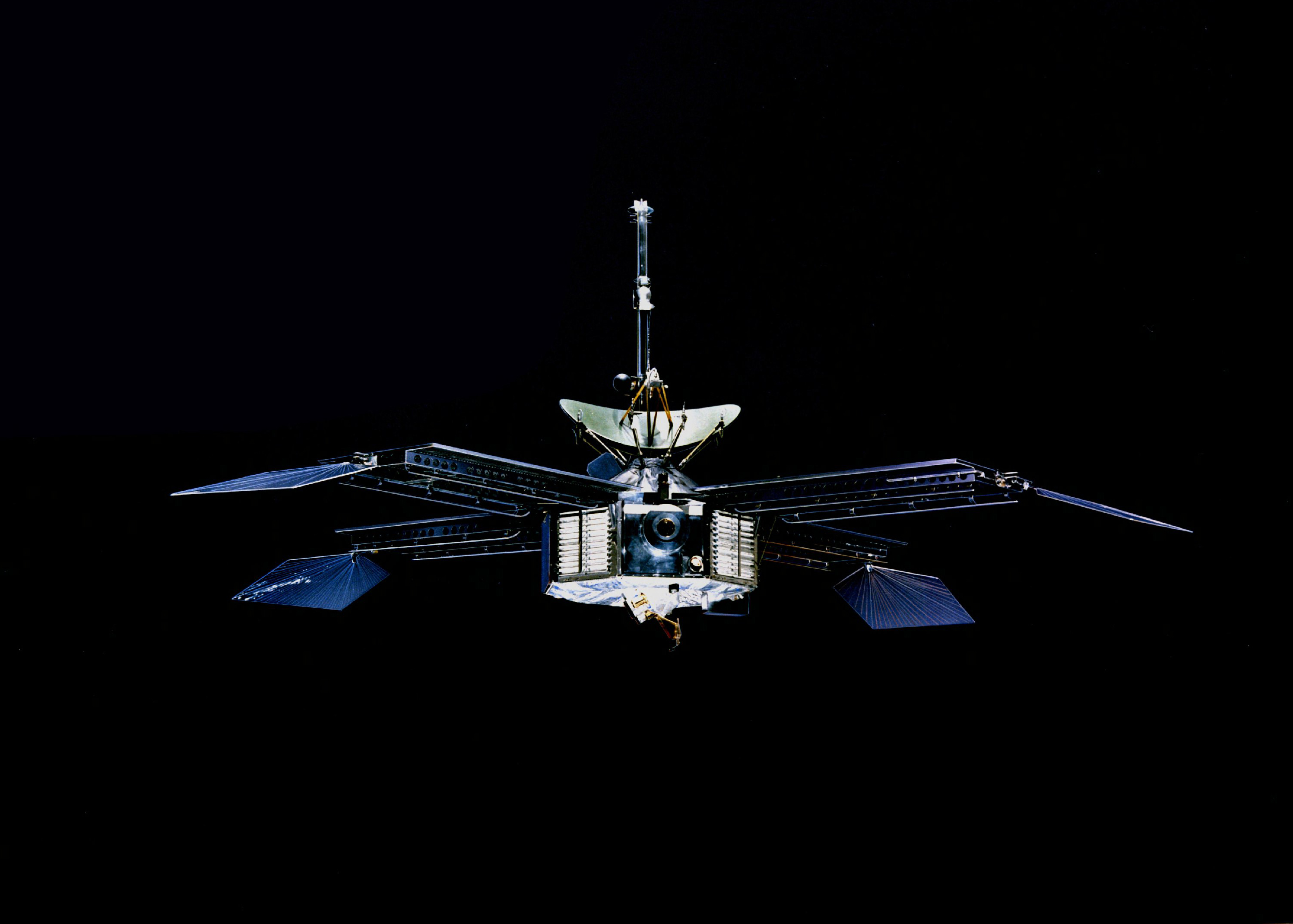 mariner 9 spacecraft - photo #21